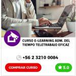 Curso E-learning Administración del Tiempo para un Teletrabajo Eficaz